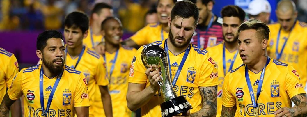 Tigres tiene una nómina de 39 jugadores regados por el mundo
