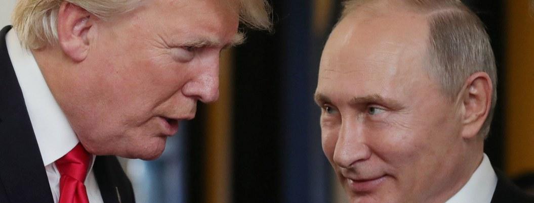 Trump pide a Putin que no interfiera en las elecciones de 2020 en EU