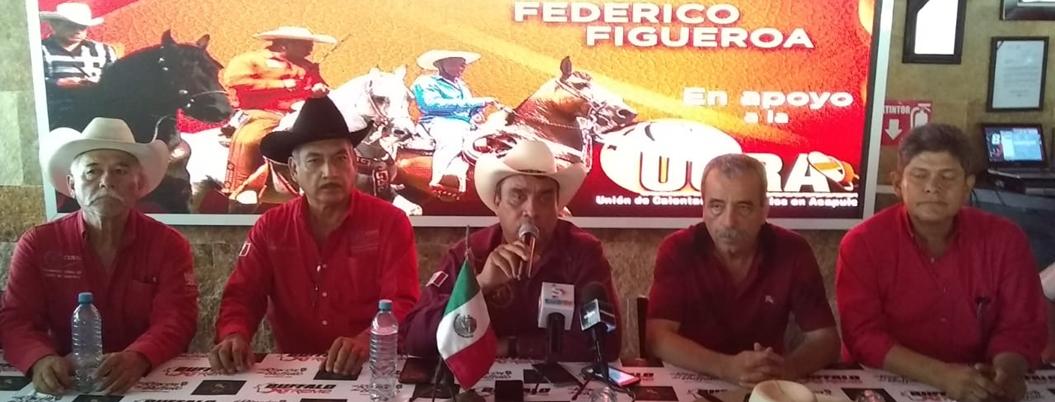 Cabalgata de calentanos se realizará en Acapulco a pesar de paro