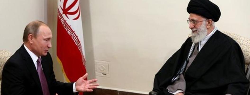"""""""Trump saboteó programa nuclear de Irán"""", acusa Putin"""