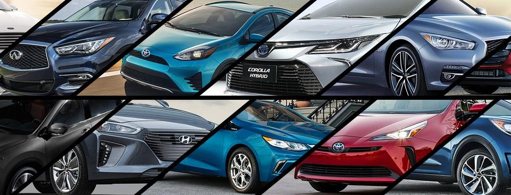 Autos híbridos que puedes comprar en México: costos y especificaciones