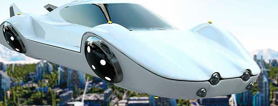 Autos voladores serían más amigables con el planeta que los actuales