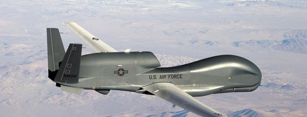 Irán derriba a dron espía estadunidense cerca del estrecho de Ormuz