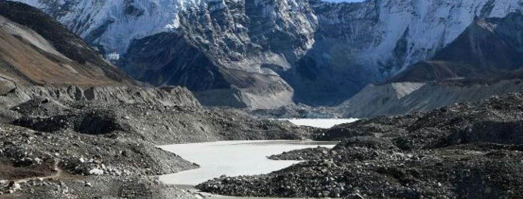Deshielo en los glaciares del Himalaya se ha duplicado en 40 años