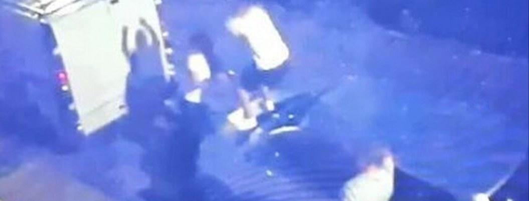 Arrestan a futbolista holandés por hacer destrozos borracho
