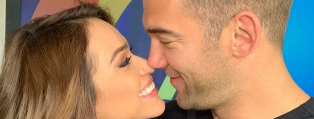 "La Chica el clima tiene nuevo romance; presume a su ""papi gringo"""