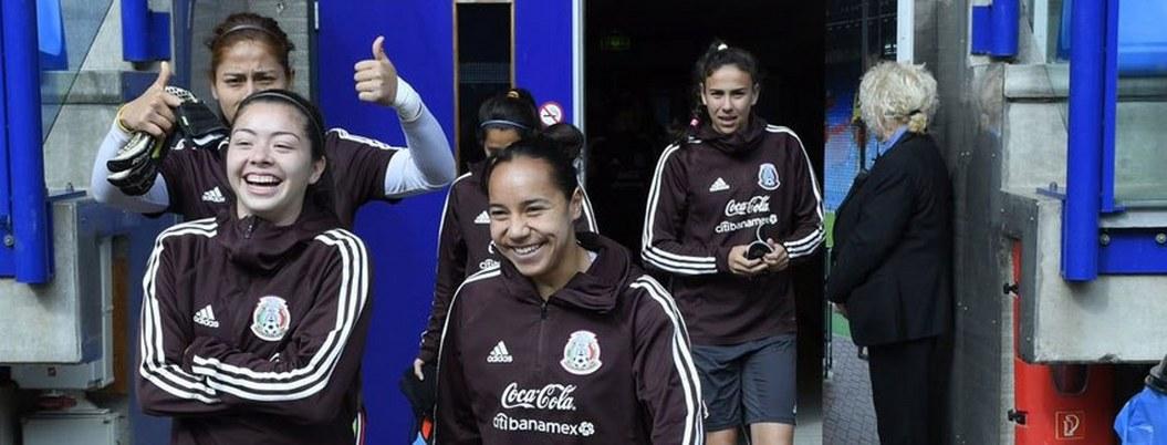 """Cuatro mexicanas jugarán """"el partido más largo del mundo"""" en Francia"""