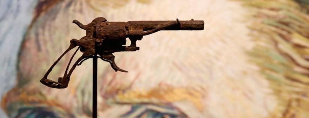 Subastarán arma con la que suicidó Van Gogh hasta en 67 mil dólares
