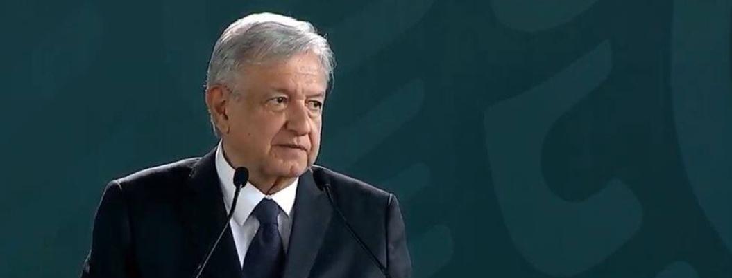 """""""Secreto a voces, que gobierno de Peña se vinculó a criminales"""": AMLO"""