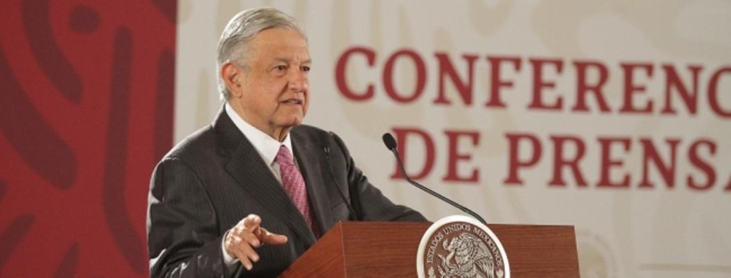 Obrador insiste en consulta para juicios contra expresidentes