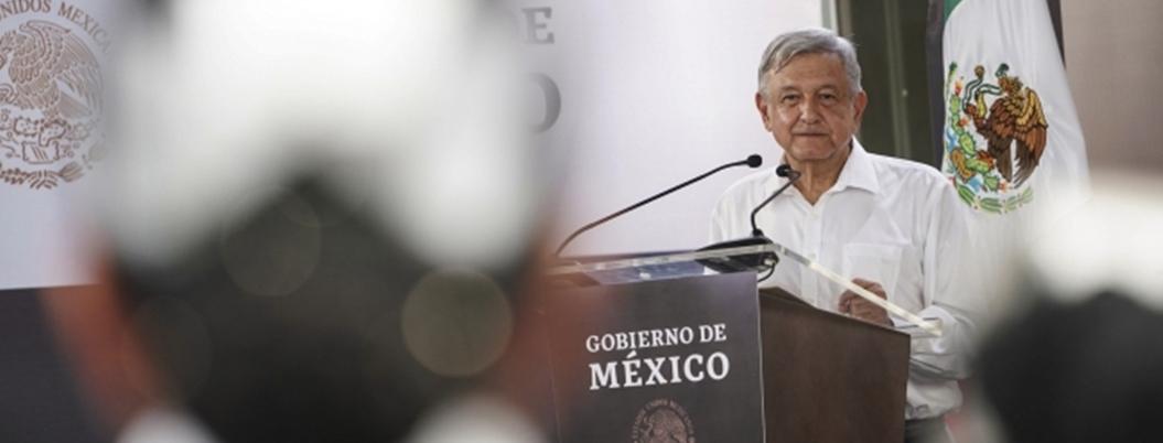 """""""Trump no puede implementar redadas contra migrantes"""": Andrés Manuel"""