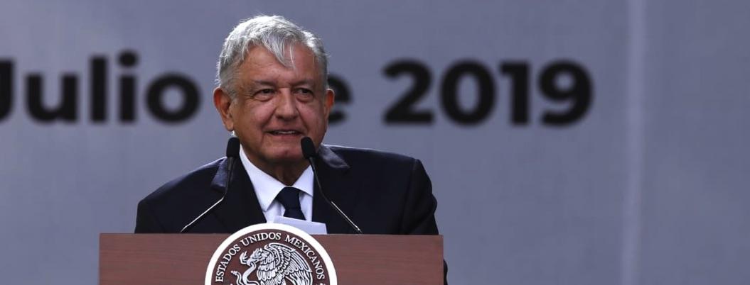 """""""Sabotaje legal"""" no detendrá Santa Lucía; el aeropuerto va: AMLO"""