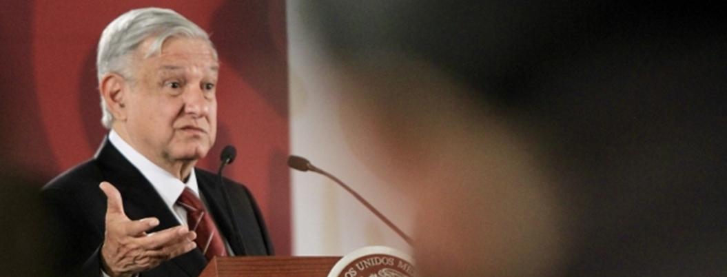 López Obrador reconoce que padece hipertensión