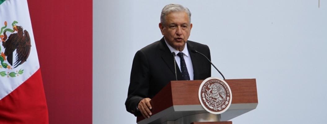 Ahora respaldan mi gobierno 60 millones de mexicanos, asegura AMLO