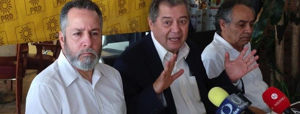 PRD expulsa a regidor y desconoce a diputada por extensión de mandato