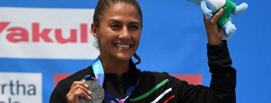 Adriana Jiménez gana su segunda medalla en Mundial de Clavados