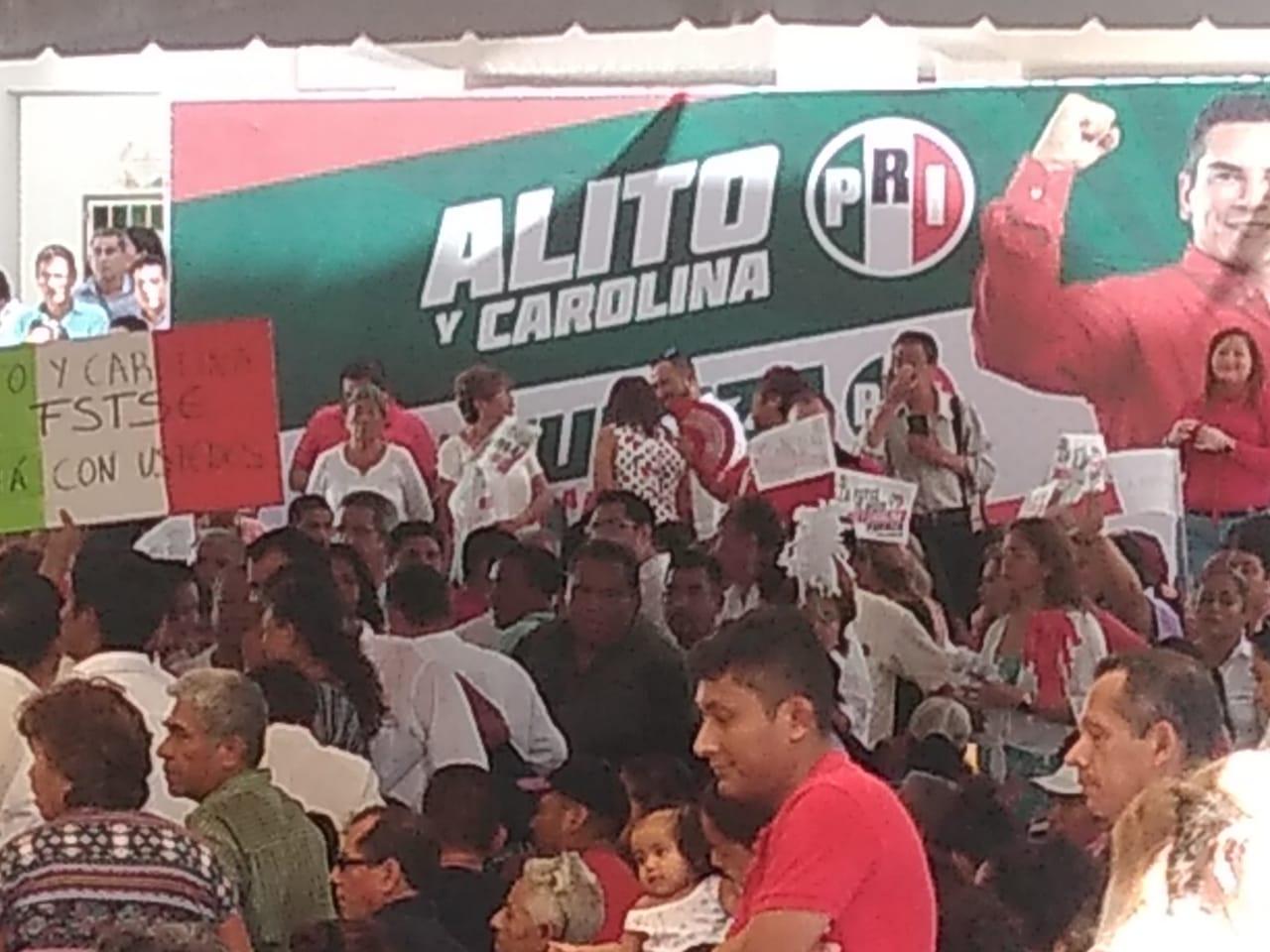 Alejandro Moreno en Guerrero 2