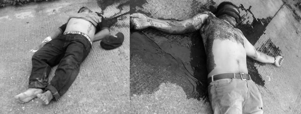 Chilapa se convierte en una carnicería: degüellan a dos hombres