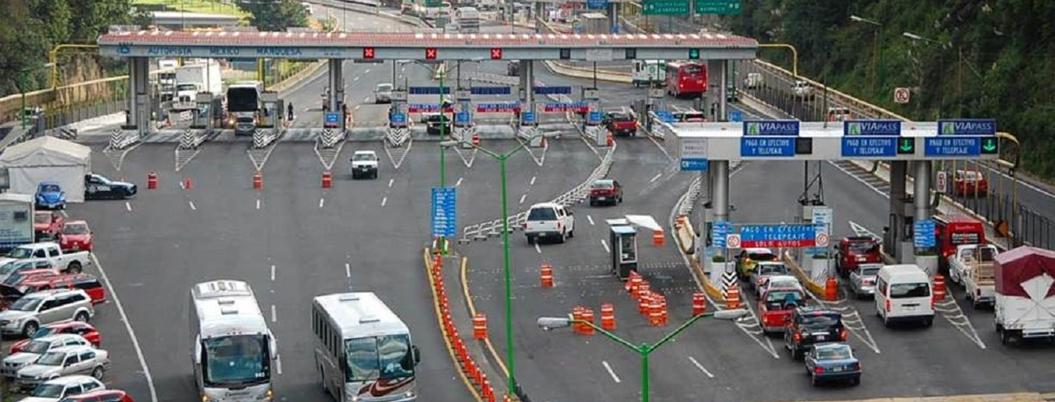 Autopista México-Cuernavaca, la más transitada en vacaciones