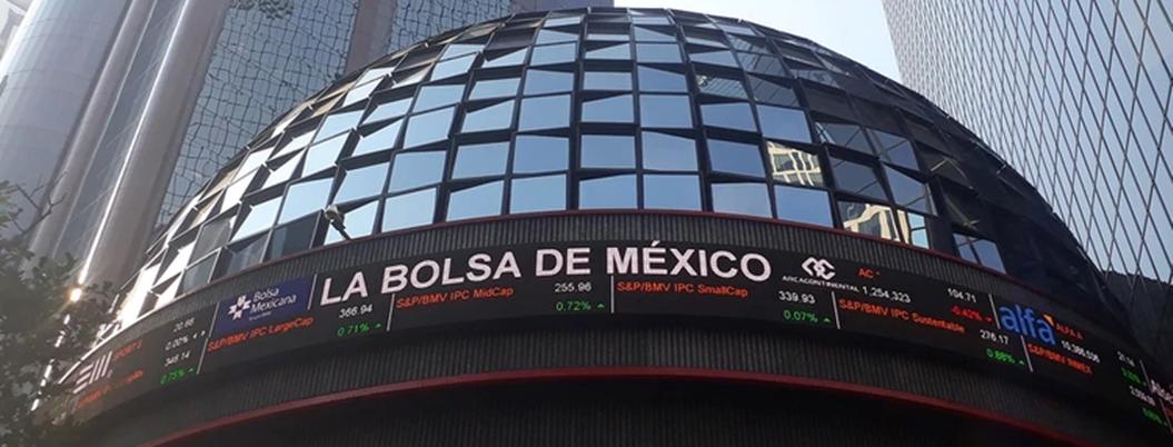 Bolsa Mexicana de Valores se calmó con llegada de Herrera a SHCP
