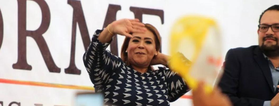 Interpol busca a exdiputada perredista de Morelos por corrupta