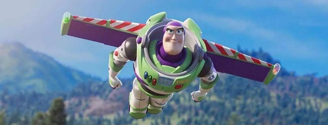 Buzz Lightyear nació hace cincuenta años con el viaje a la Luna