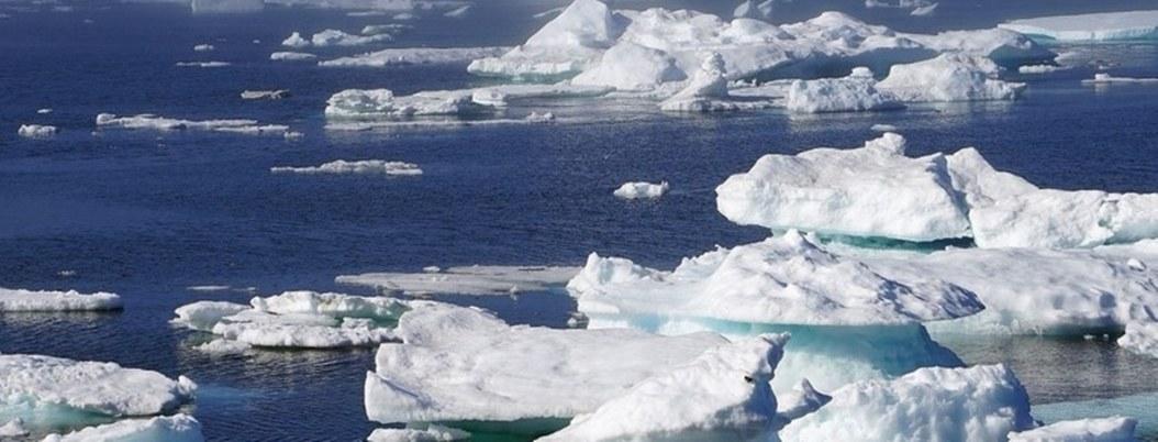 Círculo polar ártico sufre los estragos del calor extremo
