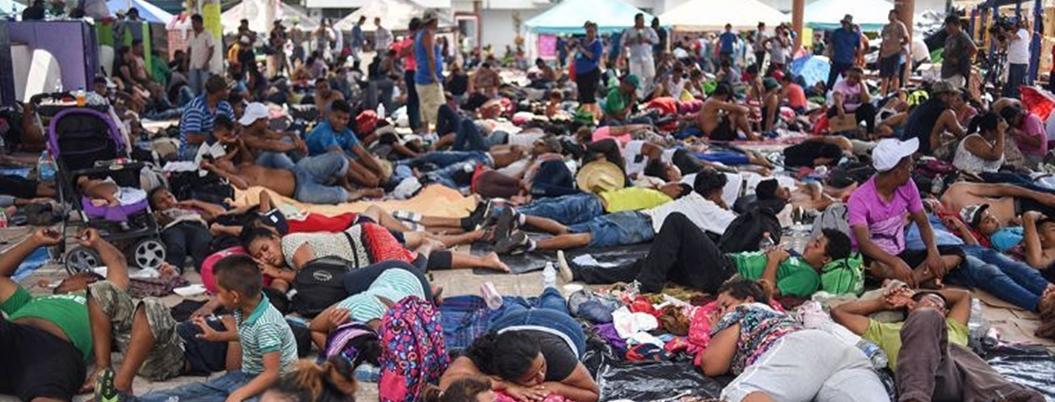 Centroamérica agradece a México por atender migrantes