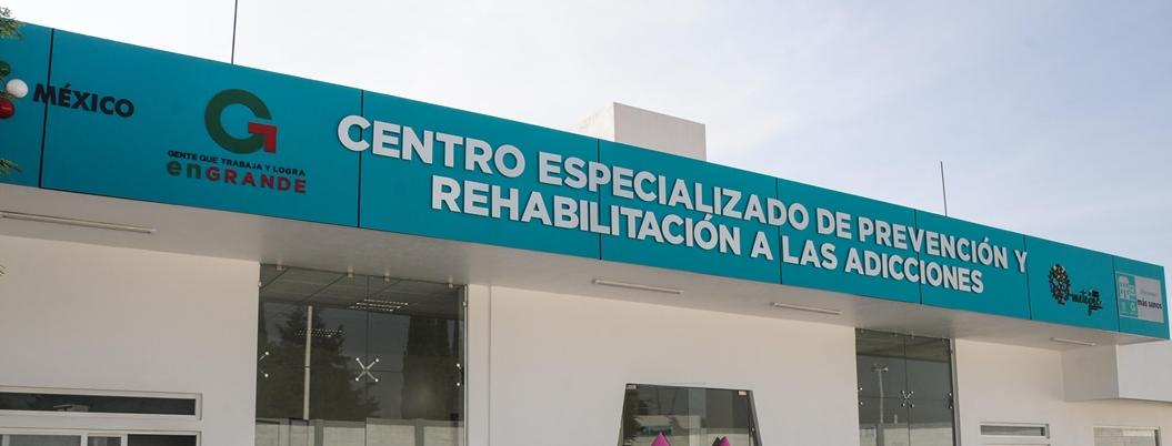 México no tiene suficientes centros para atender adicciones