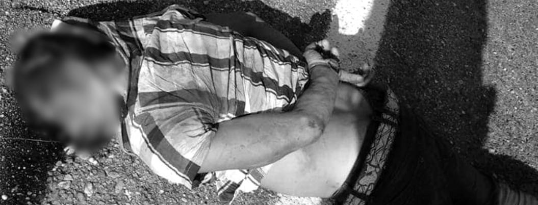 Levantan y asesinan a policía comunitario en Huamuxtitlán