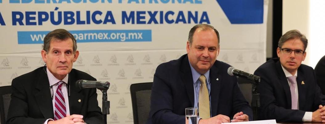 Coparmex exige profundo cambio en estrategia de seguridad de 4T