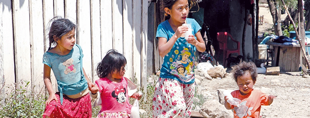 """""""Desnutrición se debe a desidia del gobierno estatal"""": Tlachinollan"""