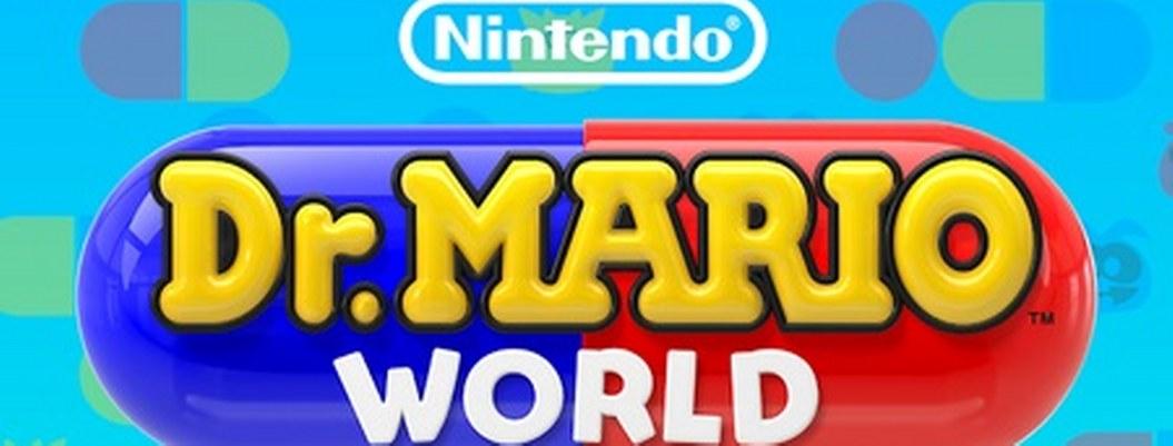 Llega Dr. Mario World a iOS y android de manera gratuita