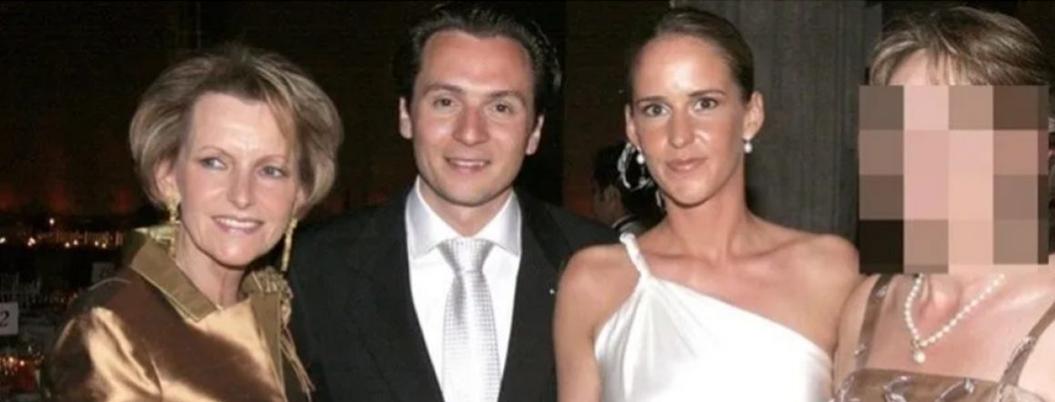 Detienen a la madre de Emilio Lozoya en Alemania