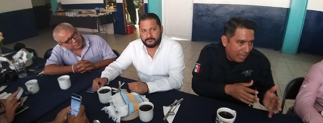 """""""Agentes de GN son pocos en Acapulco"""", refiere Ernesto Manzano"""