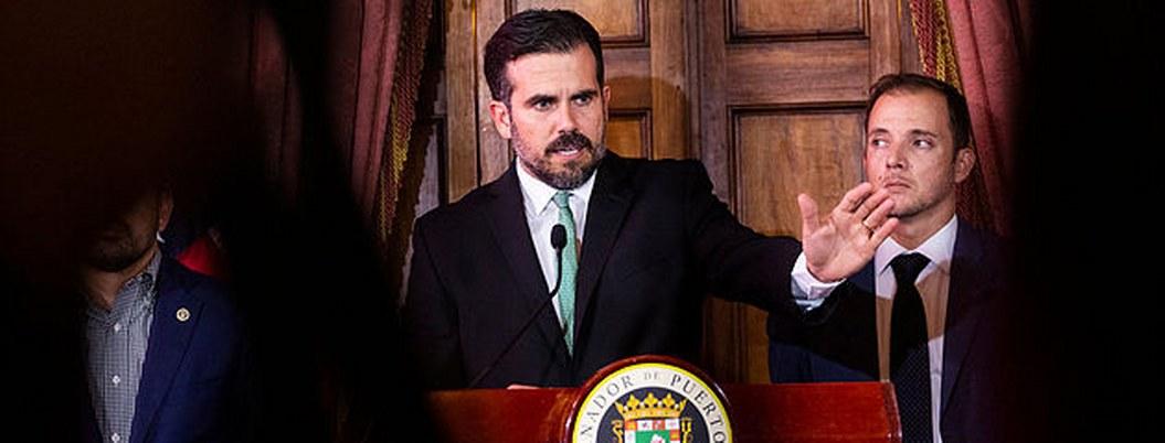 Gobernador de Puerto Rico rechazó que busque reelegirse para 2020
