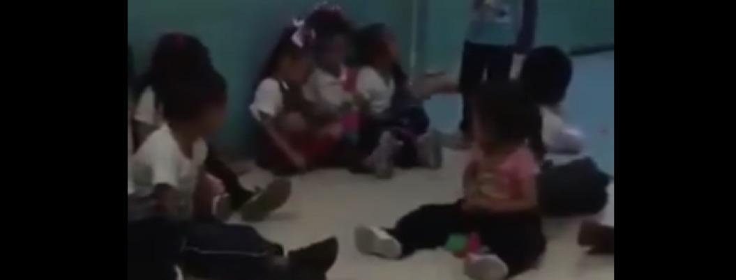 Denuncian guardería en Puebla donde espantaban a niños con la Llorona