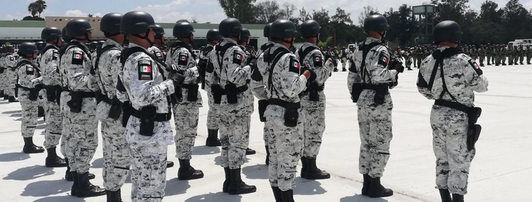 """""""Guardia Nacional debe estar consolidada en diciembre"""", señala Durazo"""