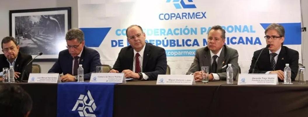 """""""Obrador no tiene idea de cómo combatir al crimen"""", acusa la Coparmex"""