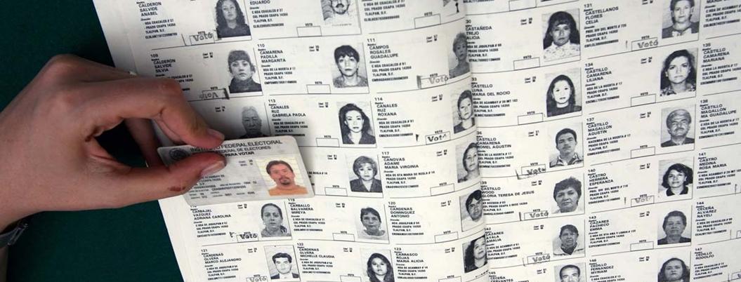 INE ha identificado 12 mil cadáveres desde 2016