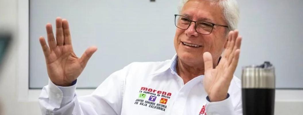 """""""PRI y PAN no defienden democracia, temen perder registro"""": Bonilla"""