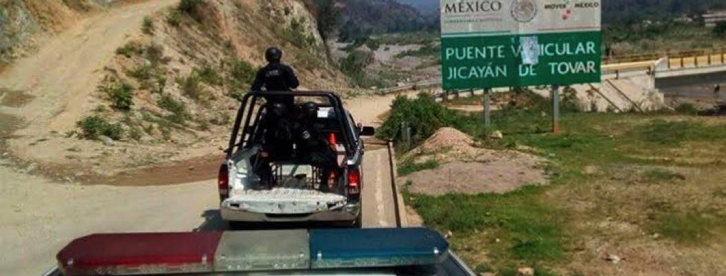 Conflicto territorial entre pueblos de Guerrero y Oaxaca deja un muerto