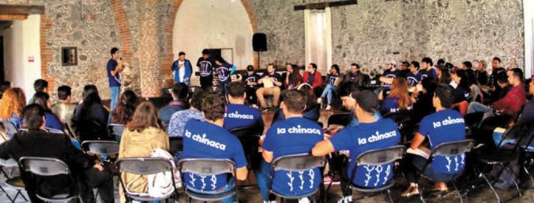 Juventudes lopezobradoristas se reúnen para definir el rumbo de 4T