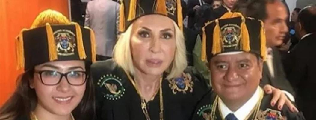 Congreso de CDMX entrega doctorado Honoris Causa a Laura Bozzo