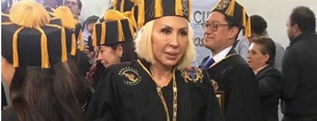 Doctorado Honoris Causa no lo otorga un Congreso, aclara Laura Bozzo