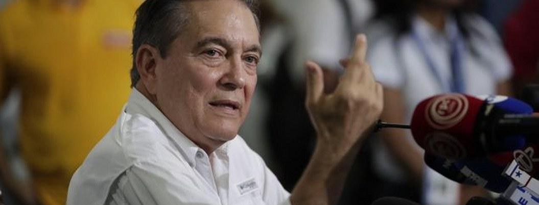 Laurentin Cortizo asume presidencia de Panamá, su reto la economía