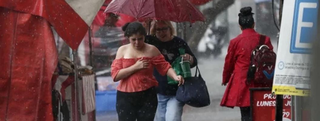 LLuvias fuertes en la mayoría de los estados, pronostica el SMN
