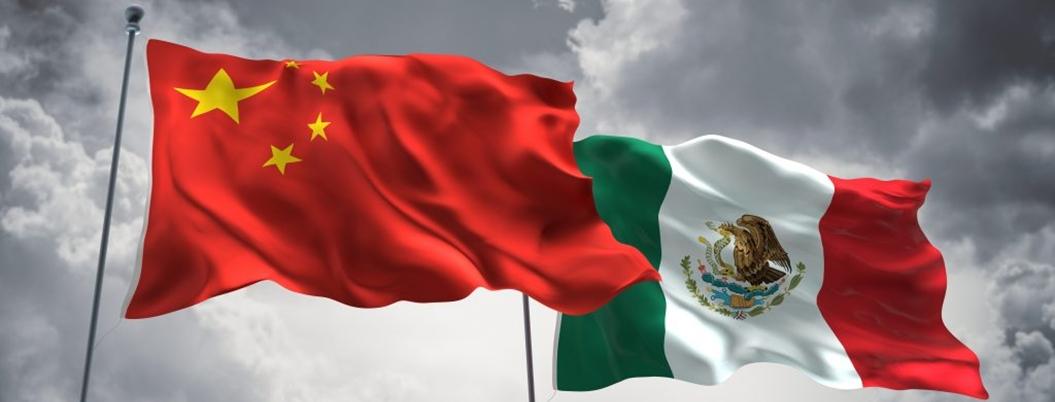 México trabaja para lograr una asociación integral con China