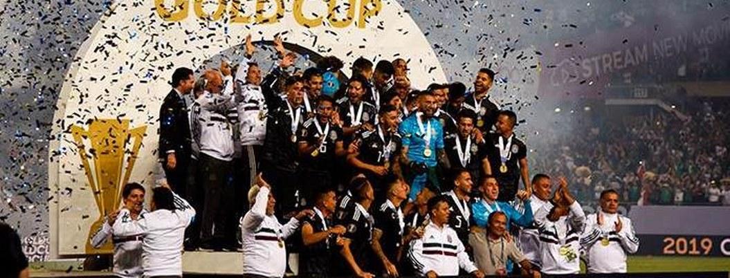 México consigue octavo título en la Copa Oro; es el de más victorias