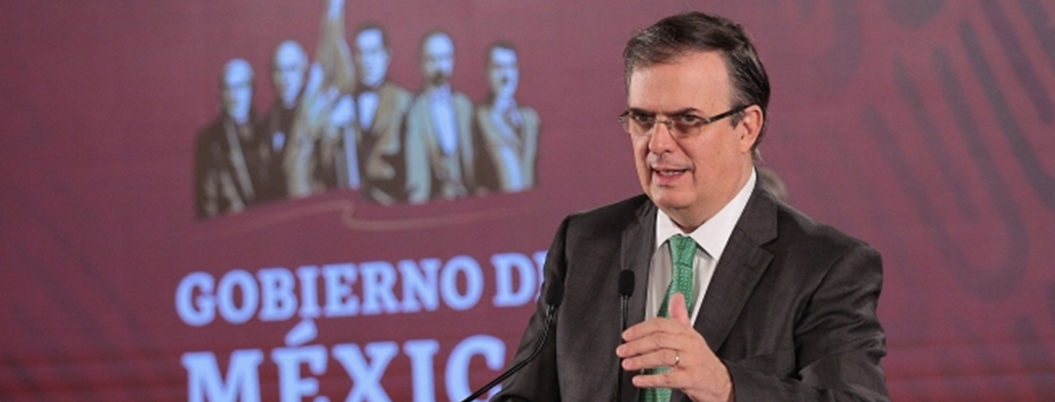 Enviar avión por sólo 4 mexicanos, no lo amerita: Marcelo Ebrard